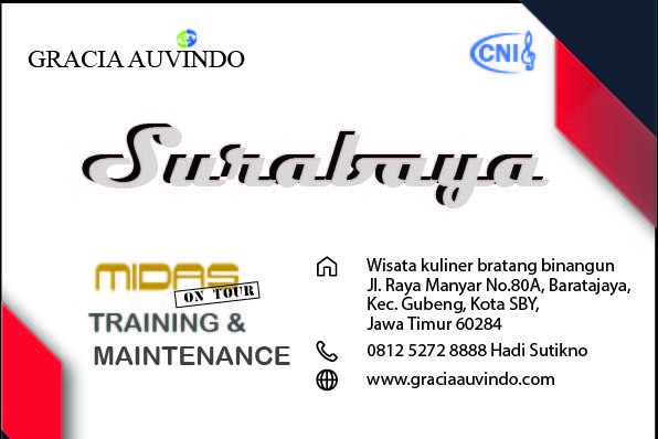 Midas Goes To Surabaya
