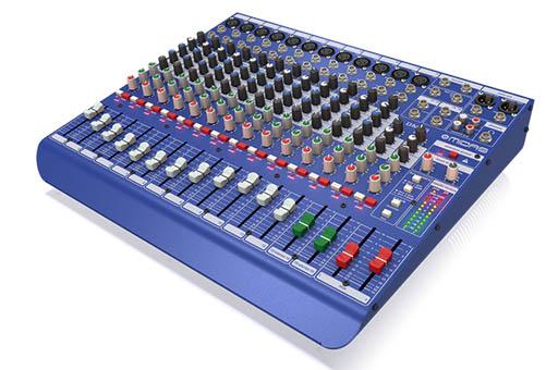 Midas DM 16 Mixer Analog